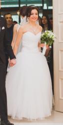 Платье свадебное в идеальном состоянии,  1 раз б/у