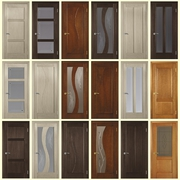 Межкомнатные двери экошпона