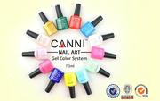 Гель-лаки  Canni. по отличной цене
