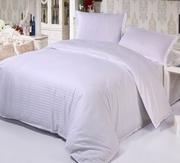 Белое и цветное постельное белье. Натуральные ткани