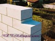 Блоки г/с 1 категории на клей