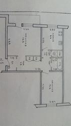 Продается 2-х комнатная квартира,  Марьина Горка,  Новая Заря,  д 34