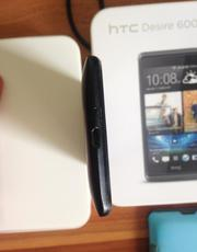 HTC Desire 600 dual sim. Черный