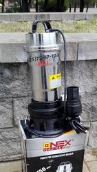 Насос водяной грязевой фекальный погружной дренажный 28 м3/час.