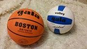 Мячи GALA  баскетбольный и волейбольный - Чехия