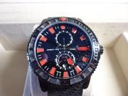 Мужские Часы Ulysse Nardin Marine Diver Titanium 263-92-3C