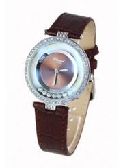 Часы: Chopard Ledi - коричневые