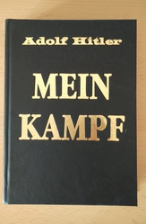 Книга Моя борьба (mein campf) на русском.