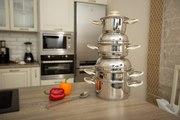 Наборы посуды inoxia
