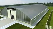 Строительство утеплённых ангаров и складов