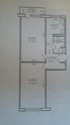 Продается 2-х комнатная квартира в микрорайоне Чижовка