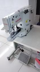 Пуговичная швейная машина