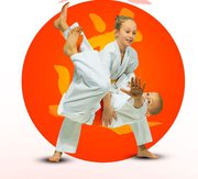 Занятия по самбо и дзюдо для мальчиков и девочек от 4 лет