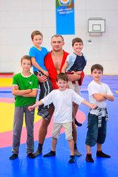 Занятия каратэ для детей. У нас только лучшие тренера.