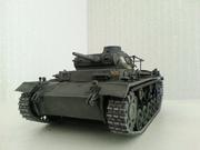 Модель Немецкого танка Т-3 Е (Командирский).