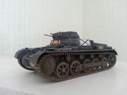 Немецкий Танк  Т-1 Б (Pz-1 B Гражданская Война в Испании 1936-1939 г.)