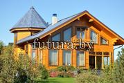 Окна ПВХ (профиль Аtec и KBE). Элитные деревянные окна (дуб,  лисвенниц