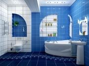 Ремонт туалет - ванная под ключ договор гарантия 8-029-765-75-35