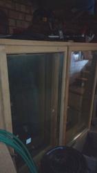 стеклопакет двойной деревянный (сосна)