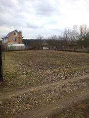 продажа участка недалеко от Боровлян