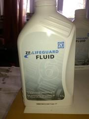 Продам масло трансмисионное ATF ZF LIFEGUARD FLUID 6