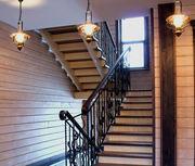 Деревянные лестницы по доступным ценам