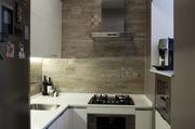 Кухня угловая. Делаем технический план размещения розеток и плитки