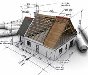 Проект для строительства дома и утверждения.