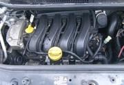 Двигатель для Рено Меган,  2003 год
