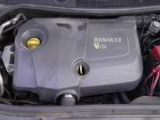 Двигатель для Рено Меган,  2005 год