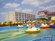 Отдых с лечением в санатории Чайка Черное море