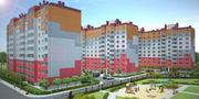 2-комнатная квартира в ЖК Зеленые аллеи Фаниполь