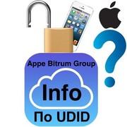 Официальная снятие iCloud,  iPhone,  iPad Минск