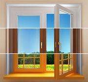 Окна Пвх Распродажа Bruegmann 1AD HP122 + HP172