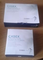 Пластины и мешки для калоприемника Casex. 70 мм.