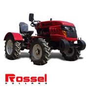 Трактор минитрактор Rossel 184D с блок.диф.