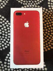 Iphone 7 плюс КРАСНЫЙ Все GB и цвет доступны