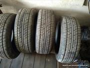 зимние шины пробег 500 км как новые