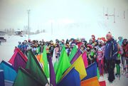 Проходит набор детей в группы по горнолыжному спорту!