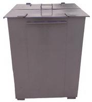 Контейнер для мусора металлический