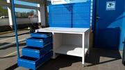 Промышленная мебель под заказ (верстаки, шкафы, столы и т.д.)