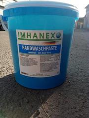 Моющая паста для рук Imhanex, 10 л,  пр-во Германия