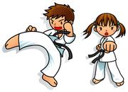 тренировки по карате Киокушинкай
