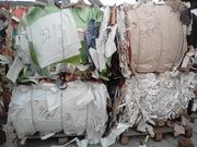 Продам отходы мебельной пленки ПВХ,  5 тон,  в тюках