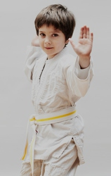 Занятия карате от 4 лет с мастерами спорта Республики Беларусь