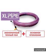 Электро водяной теплый пол XL-PIPE DW-010 (основное отопление)