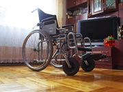 Коляска инвалидная комнатная