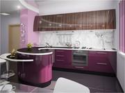 Удобная красивая кухня Мария