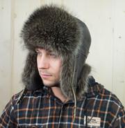 Мужские шапки из натурального меха. Доставка по РБ.