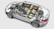 Новая подвеска и тормозная система для BMW
